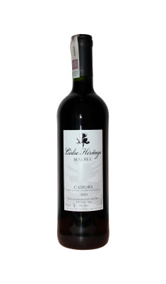 Cedre Heritage Cahors Malbec