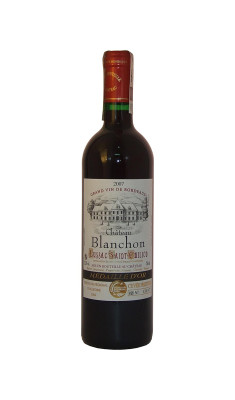 Chateau Blanchon Grand Vin de Bordeaux